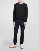 BOSS Riston Knitted Crew Sweatshirt