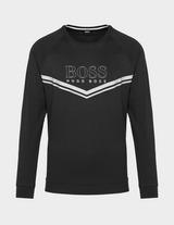 BOSS Authentic Chevron Sweatshirt