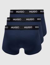 HUGO 3 Pack Boxer Shorts