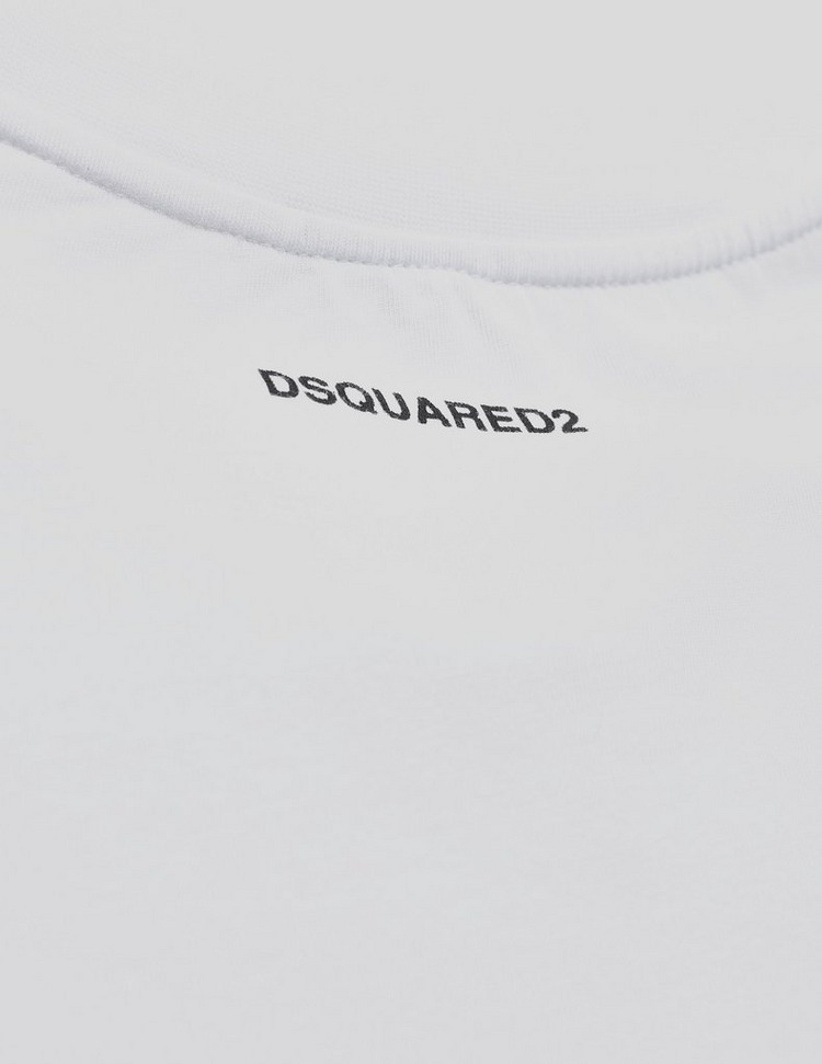 Dsquared2 2-Pack Back Logo Short Sleeve T-Shirt