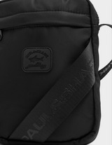Paul and Shark Tape Logo Crossbody Bag