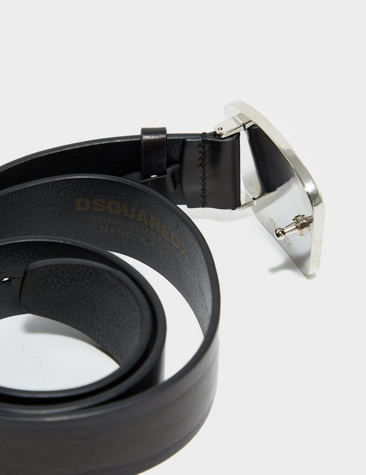 Dsquared2 Maple Logo Belt