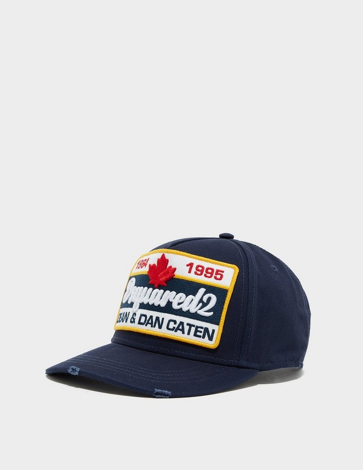 Dsquared2 Maple Script Cap