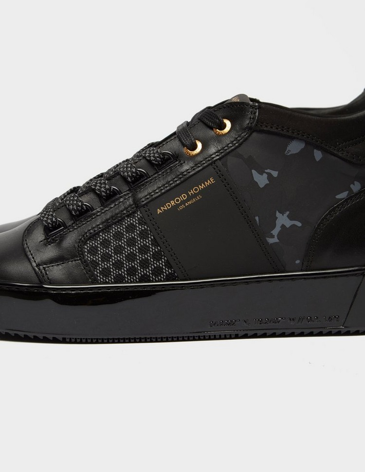 Android Homme Propulsion Mid Camouflage Trainers