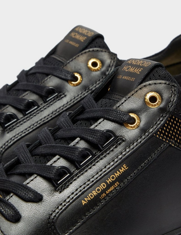 Android Homme Venice Metallic Trainers - Exclusive