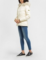 Barbour International Checkside Quilted Jacket