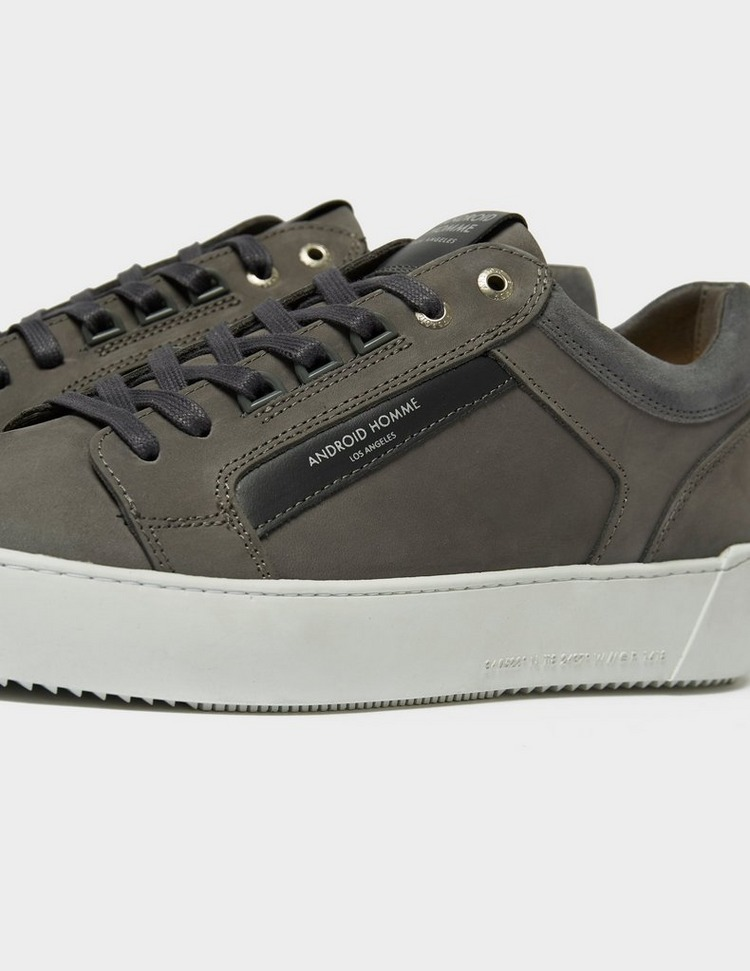 Android Homme Venice Nubuck Trainers