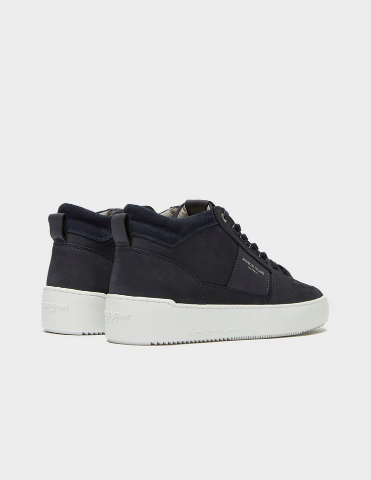 Android Homme Dume Nubuk Trainers