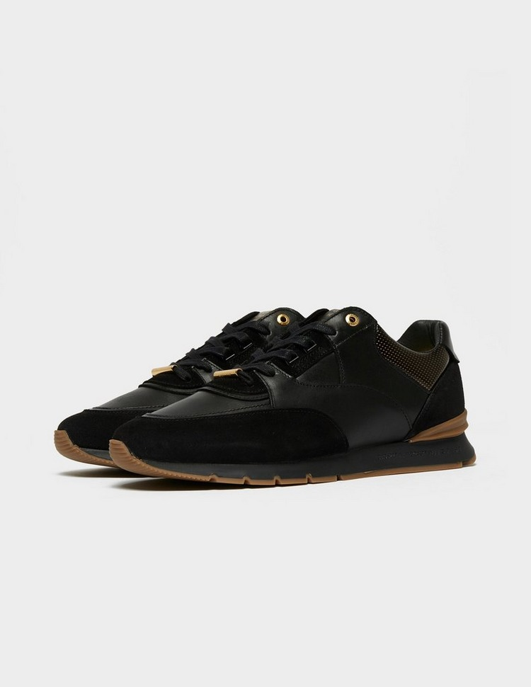 Android Homme Belter Metallic Trainers