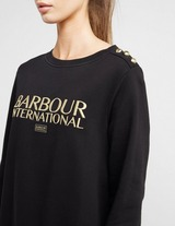 Barbour International Cadwell Button Sweatshirt