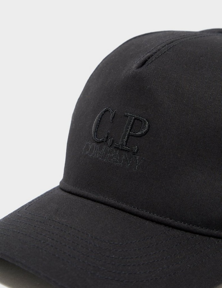 CP Company Embroidered Logo Cap