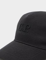 CP Company Logo Goggle Back Cap