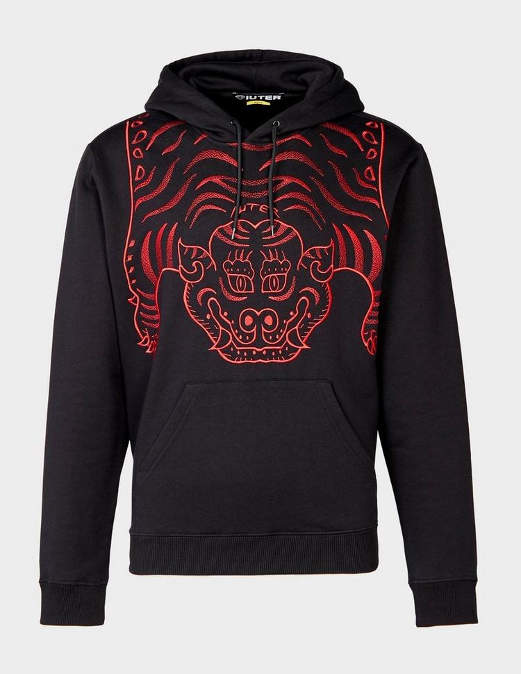 IUTER Tibetan Embroidered Hoodie