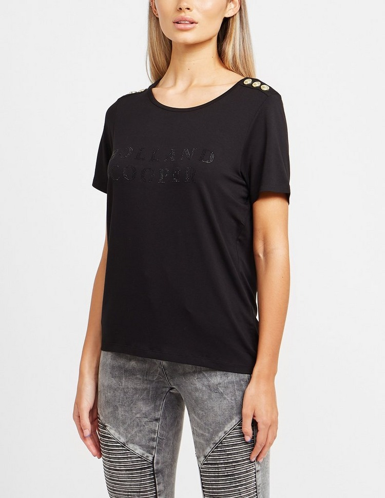 Holland Cooper Crystal Crew T-Shirt