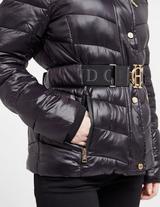 Holland Cooper Vermont Belt Puffer Jacket