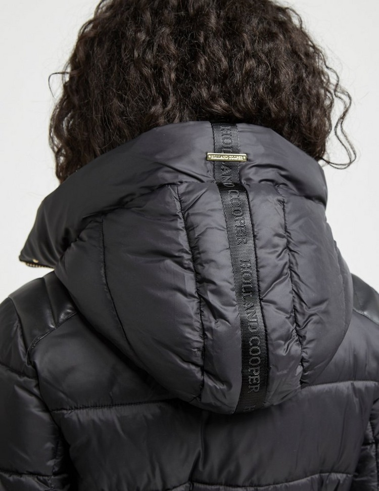Holland Cooper Arosa Longline Quilted Jacket