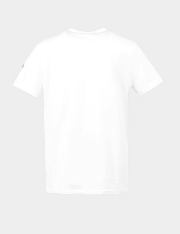 Moncler Large Mountain Short Sleeve T-Shirt