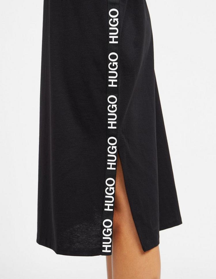 HUGO Tape T-Shirt Dress