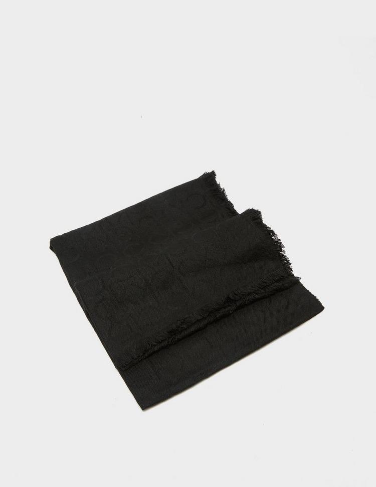 Calvin Klein Jeans Mono Tonal Scarf