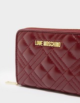 Love Moschino Quilted Small Purse