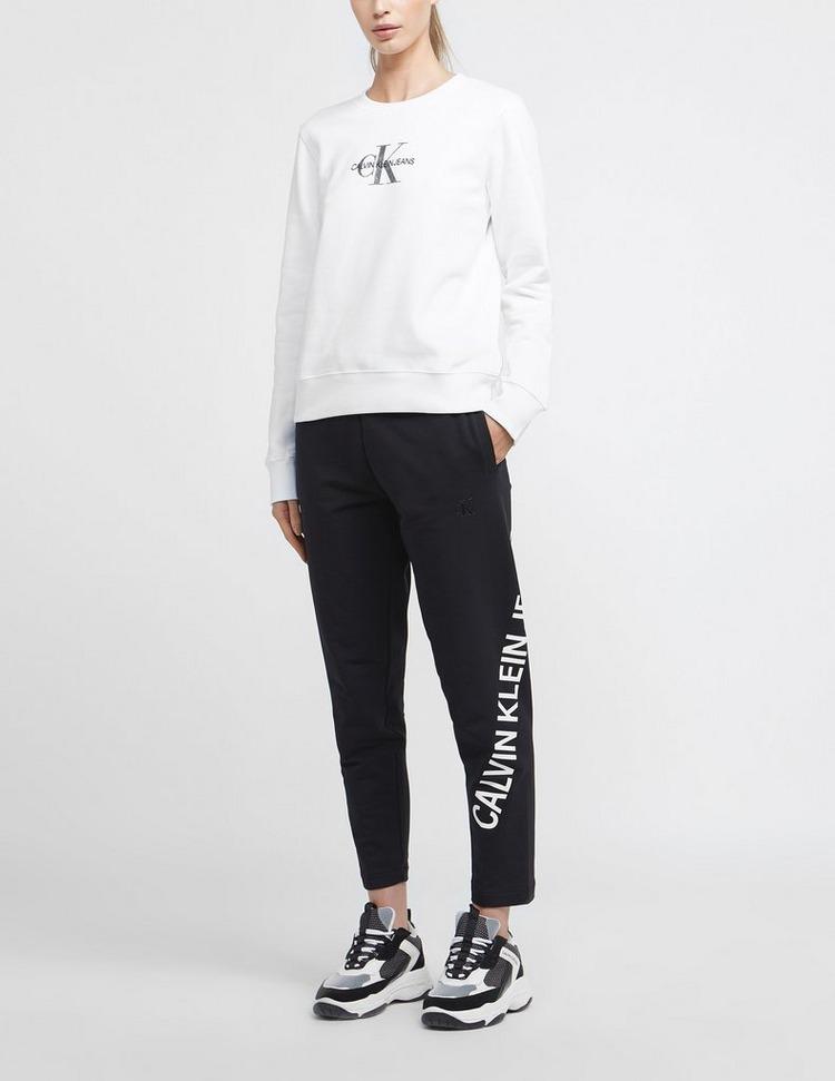 Calvin Klein Jeans Glitter Monogram Sweatshirt