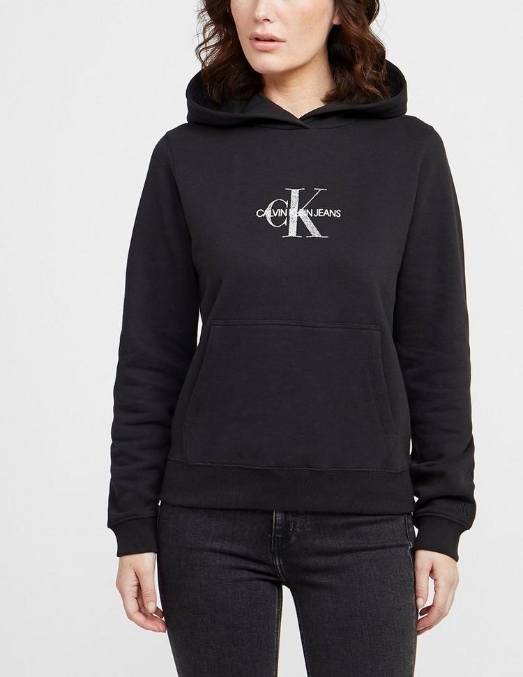 Calvin Klein Jeans Glitter Monogram Hoodie