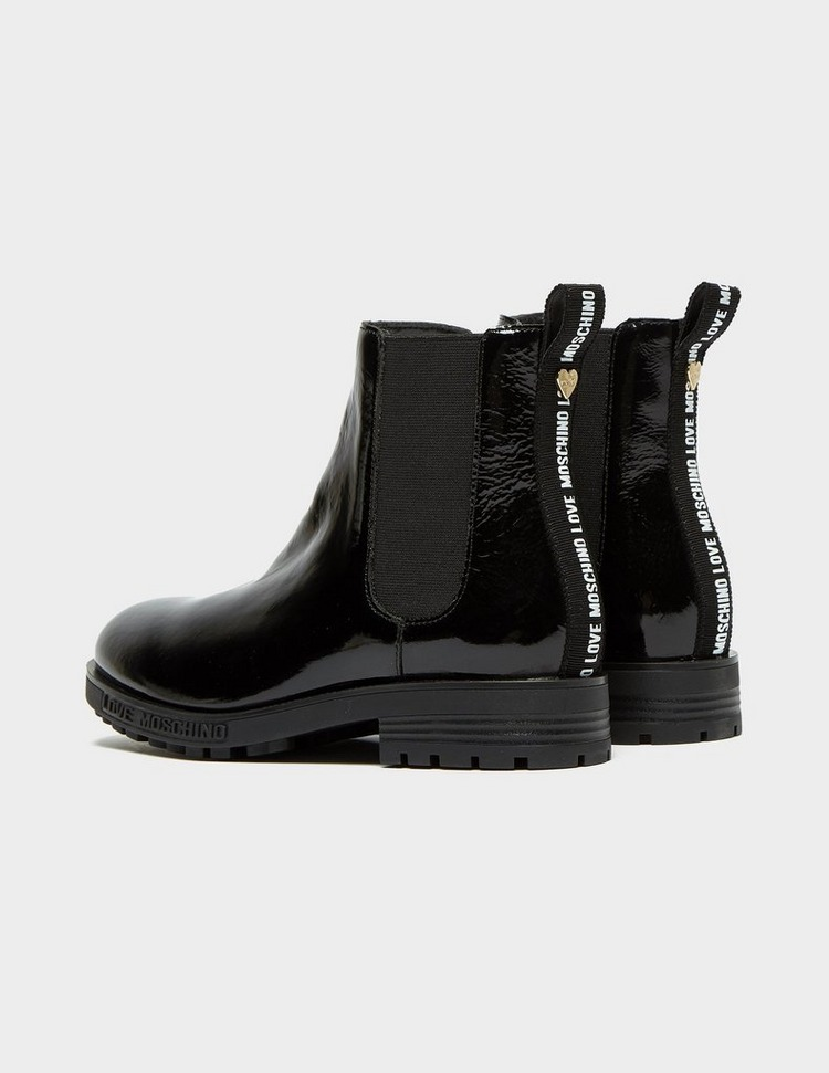 Moschino Chelsea Boots