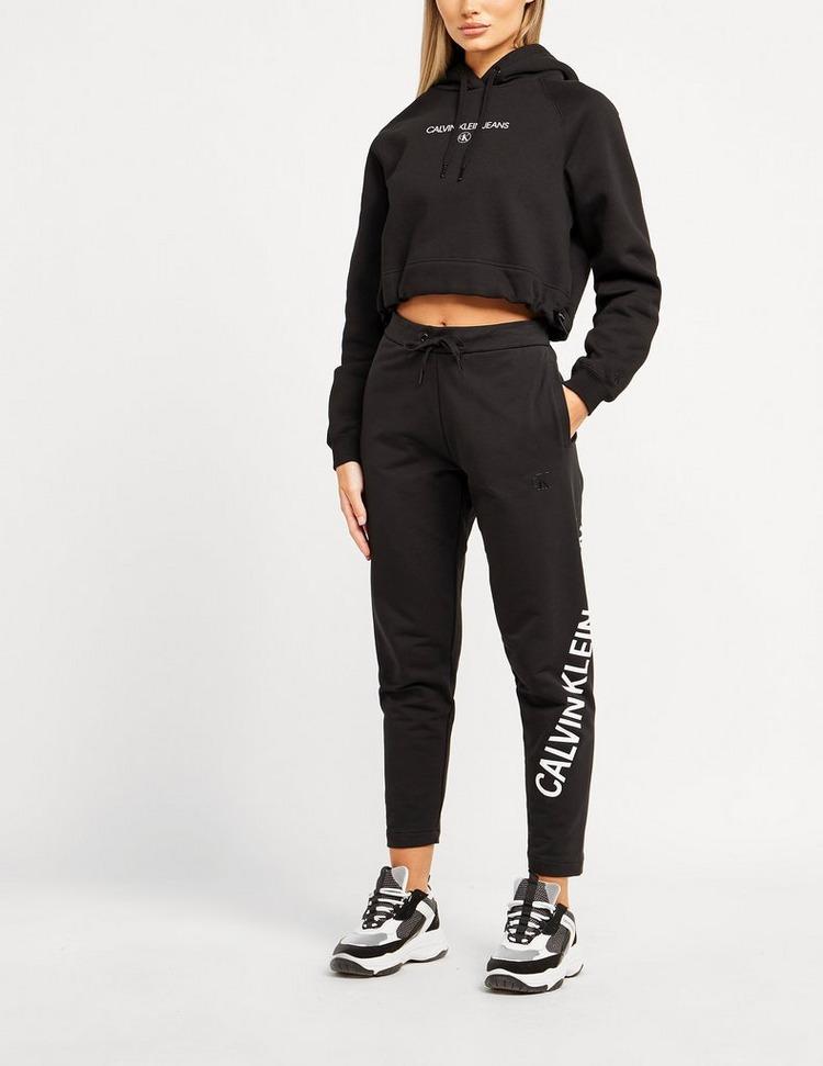 Calvin Klein Jeans Institutional Round Hoodie