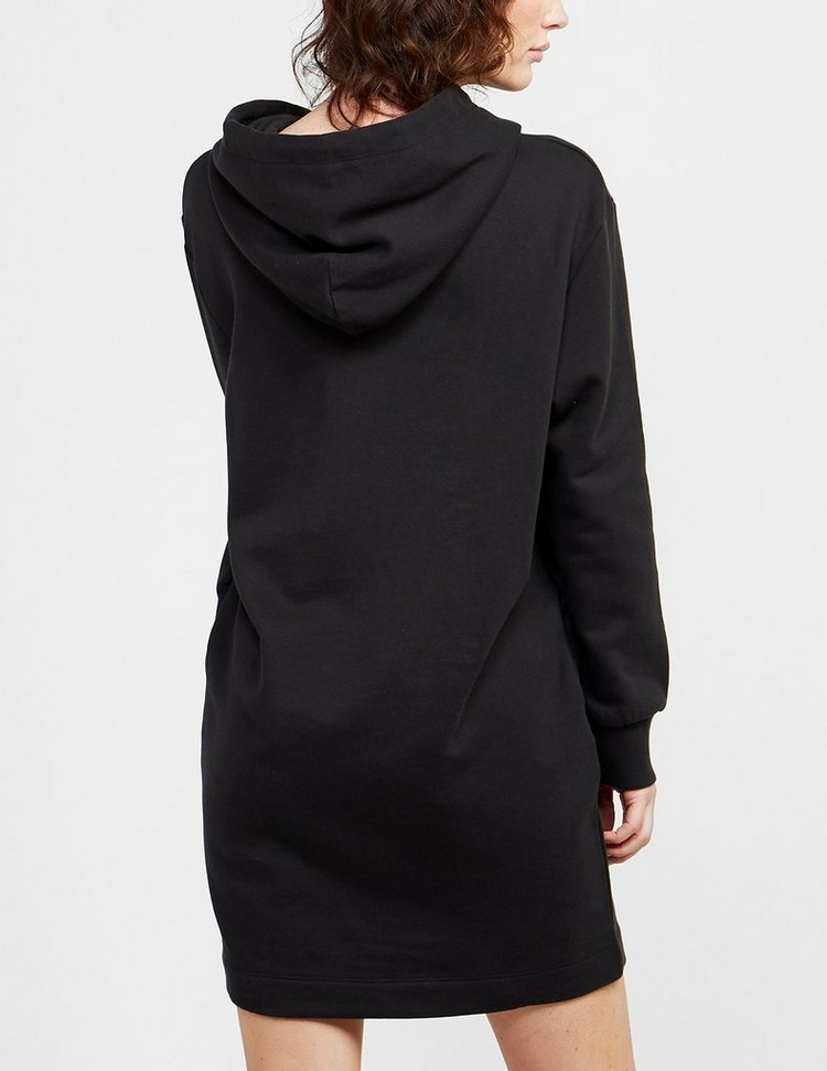 Love Moschino Bowie Hoodie Dress