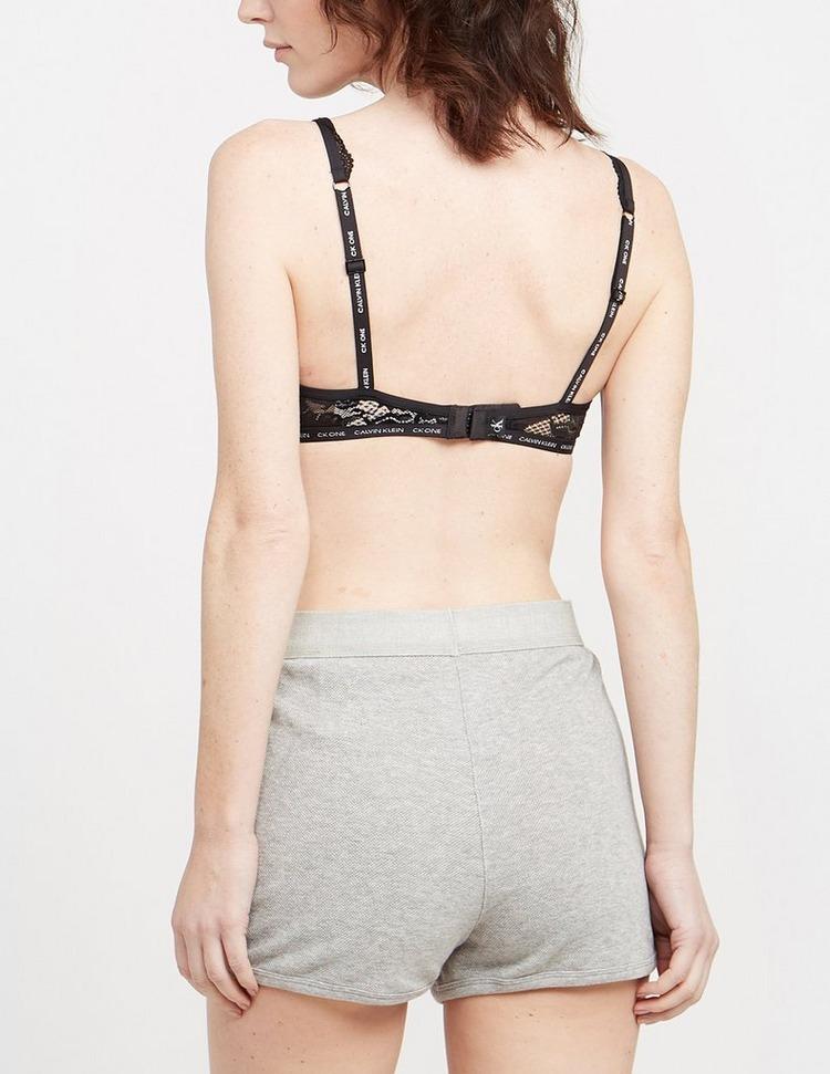 Calvin Klein Underwear CK One Lace Triangle Bra