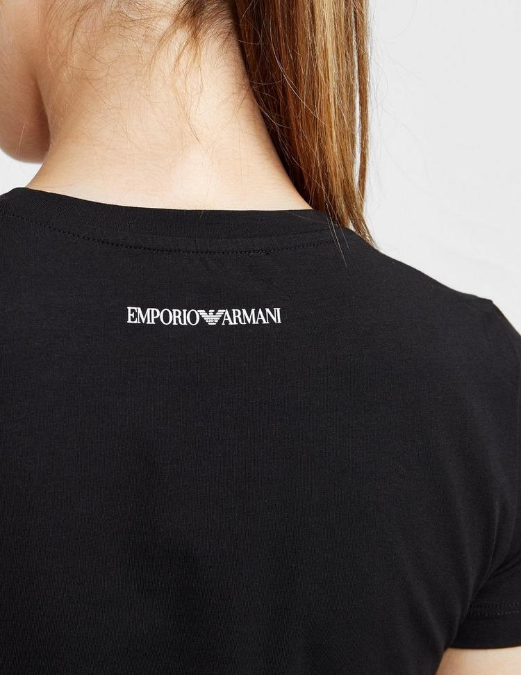 Emporio Armani Eagle Print Short Sleeve T-Shirt