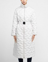 Emporio Armani Long Belt Padded Jacket