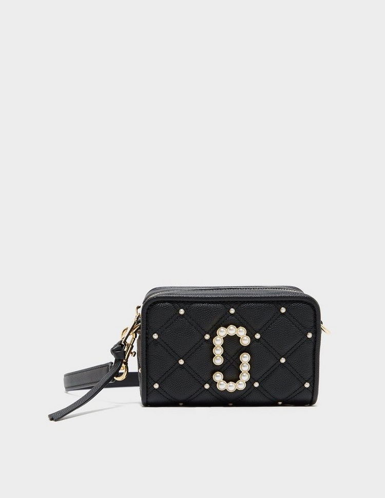 Marc Jacobs Softshot 17 Pearl Bag