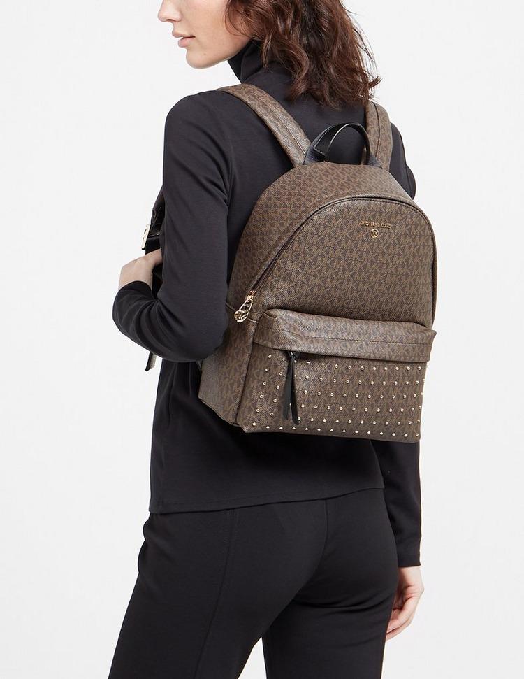 Michael Kors Slater Signature Backpack