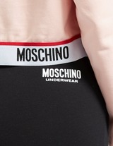Moschino Logo Tape Leggings