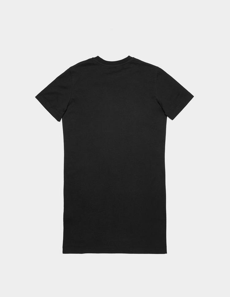 MSGM Brush Logo T-Shirt Dress