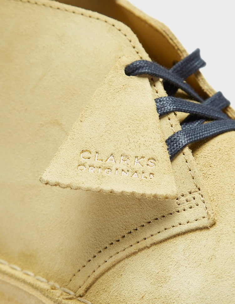 Clarks Originals Desert Coal Boots