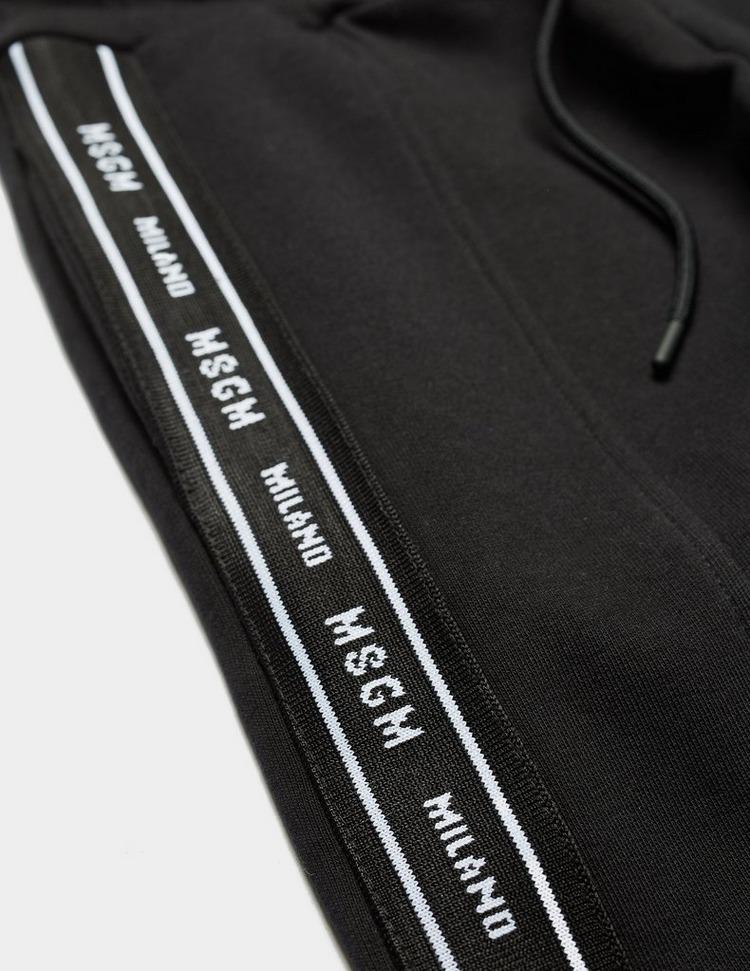MSGM Logo Ribbon Joggers