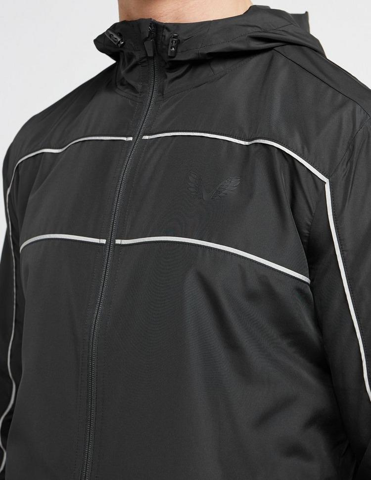 Castore Panel Hooded Jacket