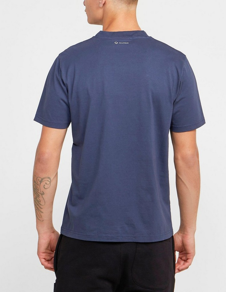 Ma Strum Badge Icon Short Sleeve T-Shirt