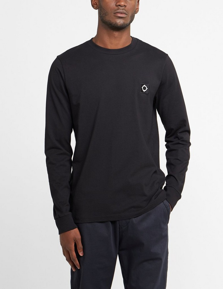 Ma Strum Badge Long Sleeve T-Shirt