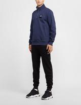 Ma Strum Kangaroo Pocket Quarter Zip Sweatshirt