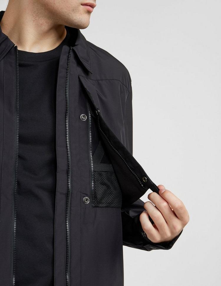 Ma Strum Pocket Zip Overshirt