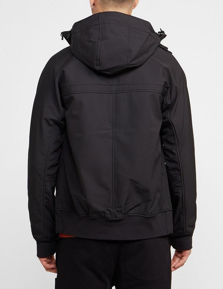 Ma Strum Hooded Softshell Jacket