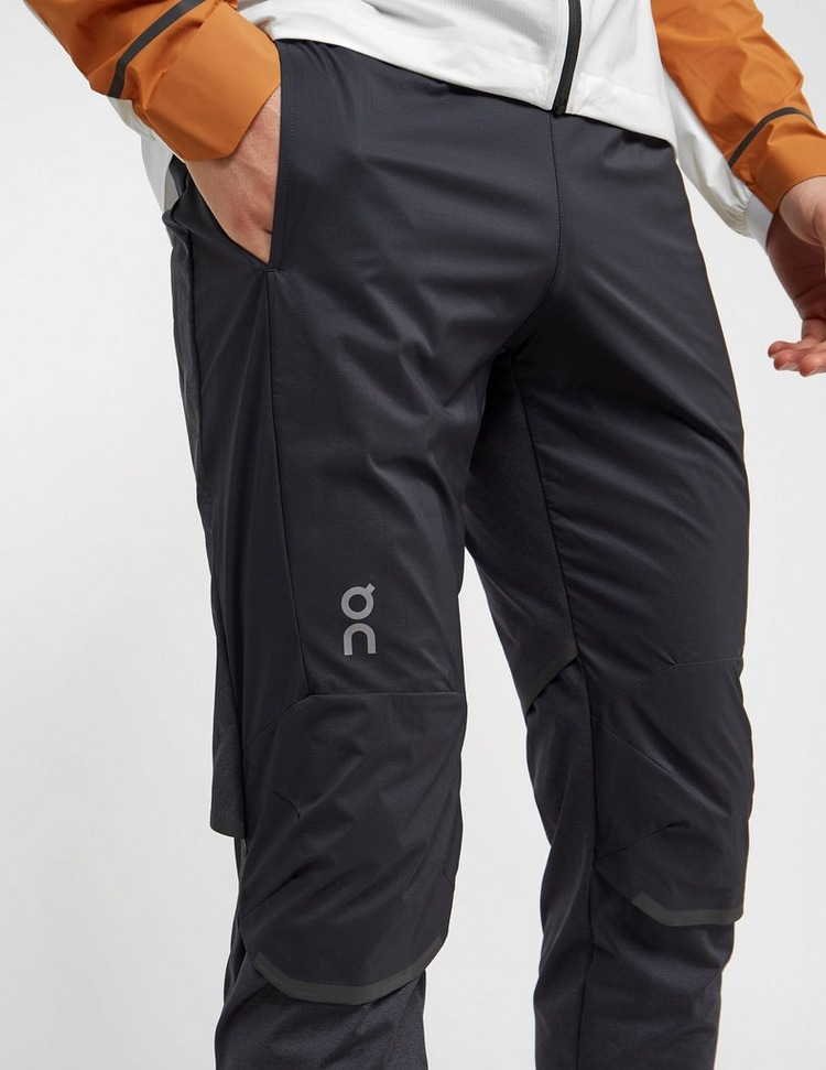 On running Panel Running Track Pants