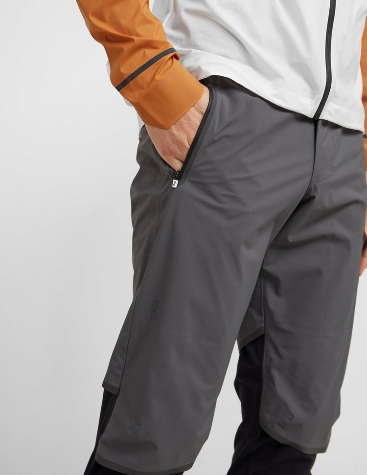On running Colour Block Track Pants