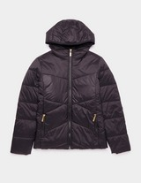 Barbour International Quilted Bomber Jacket