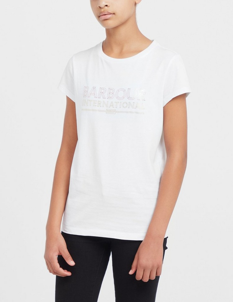 Barbour Foil Logo T-Shirt