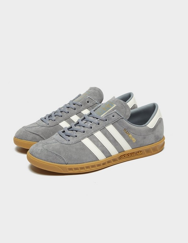Grey adidas Originals Hamburg | Tessuti