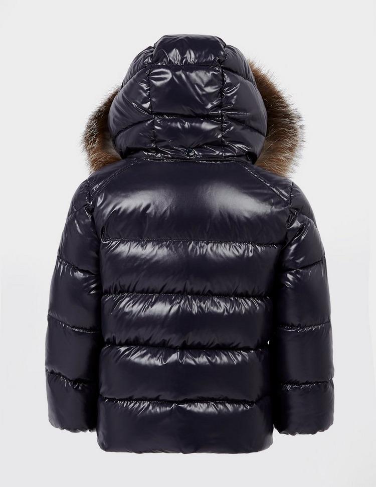 Moncler Enfant Gloss Fur Jacket
